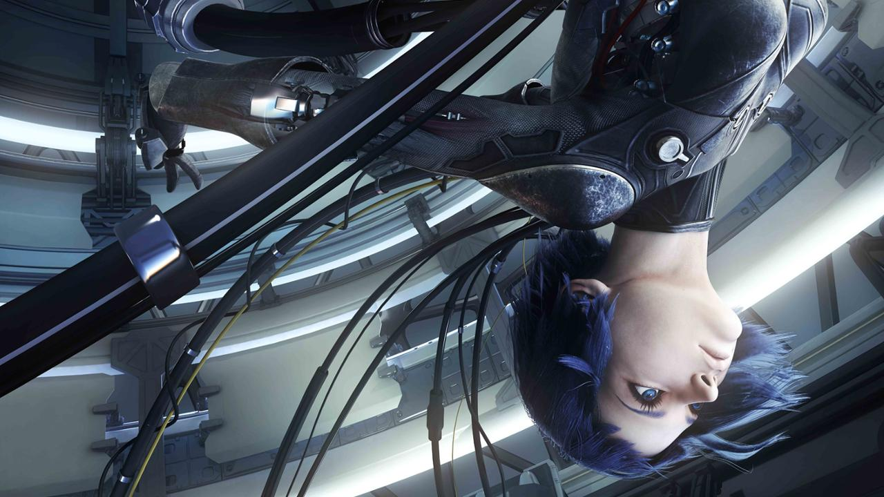 Ghost in the Shell: Virtual Reality Diver