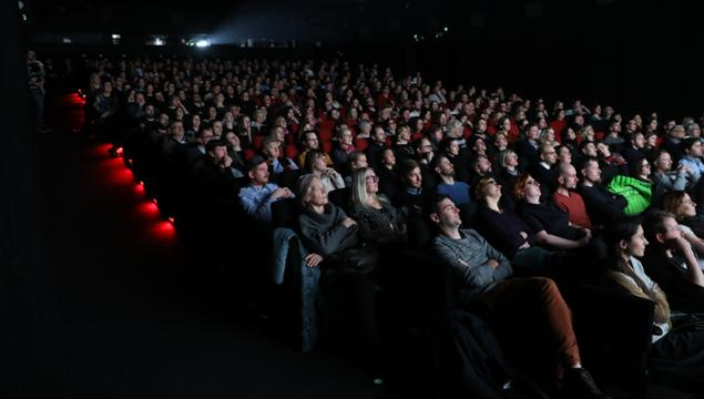 Opening Ceremony - cinema Světozor